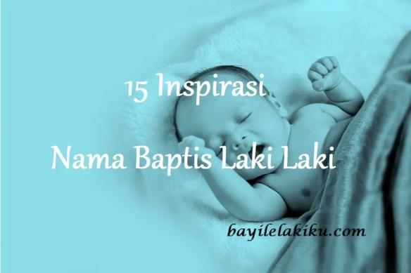Nama Baptis Laki Laki