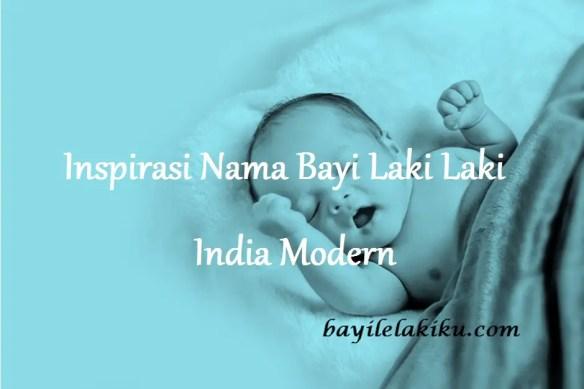 Nama Bayi Laki Laki India Modern