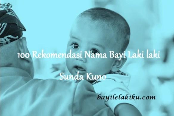 Nama Bayi Laki laki Sunda Kuno