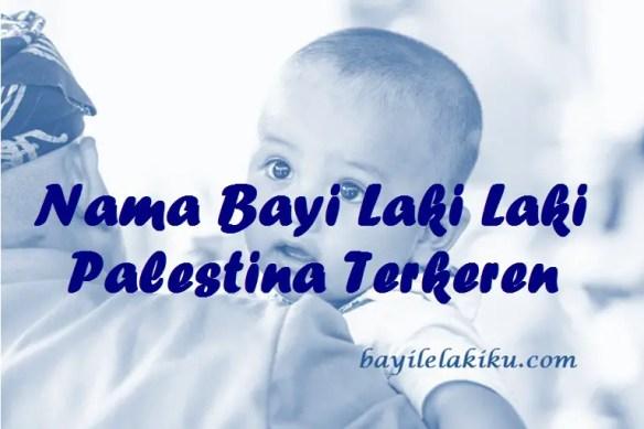 Nama Bayi Laki Laki Palestina