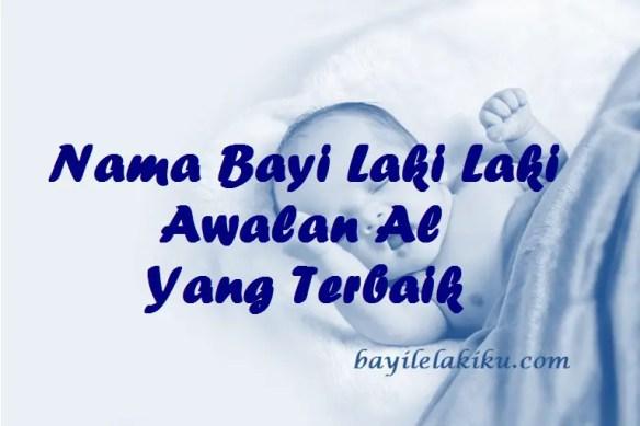 Nama Bayi Laki Laki Awalan Al