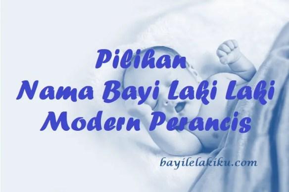 Nama Bayi Laki Laki Modern Perancis