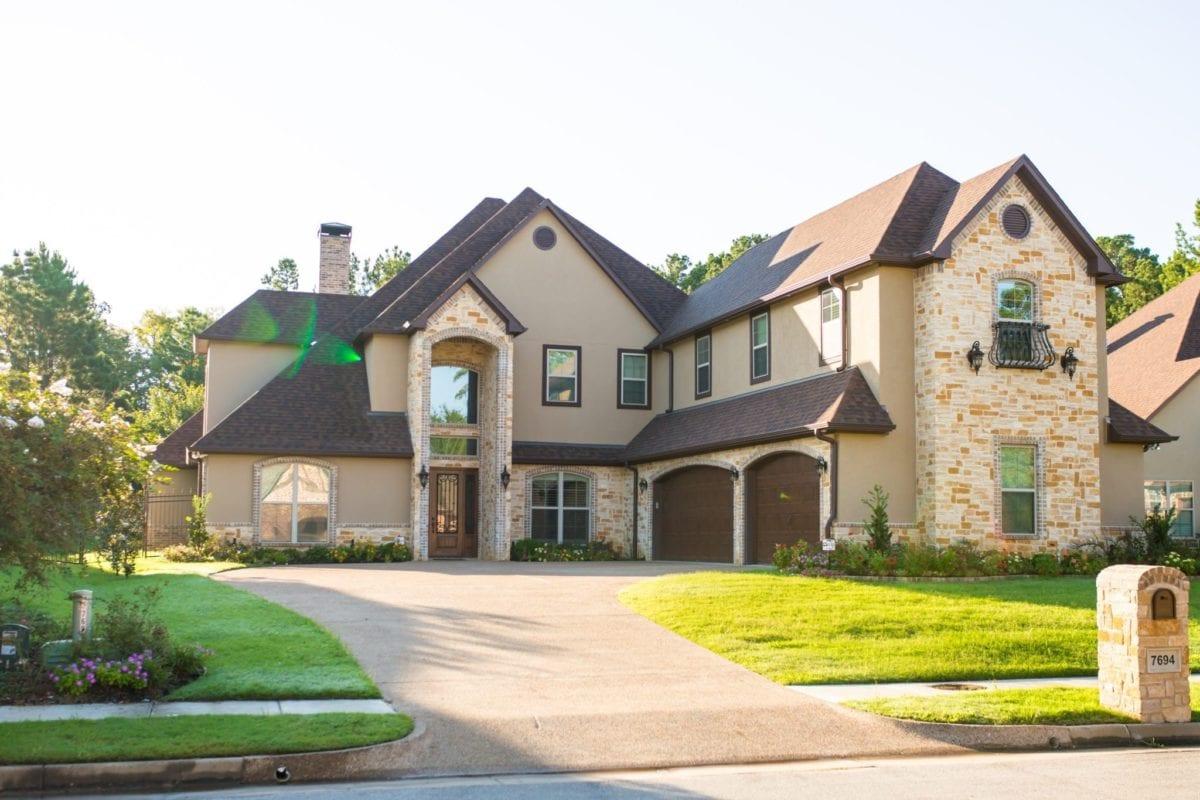 Bayless Custom Homes Tyler