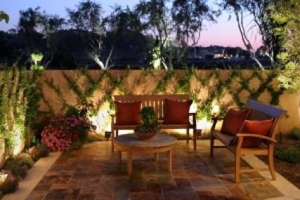 Baylites - outdoor landscape lighting designs - garden patio