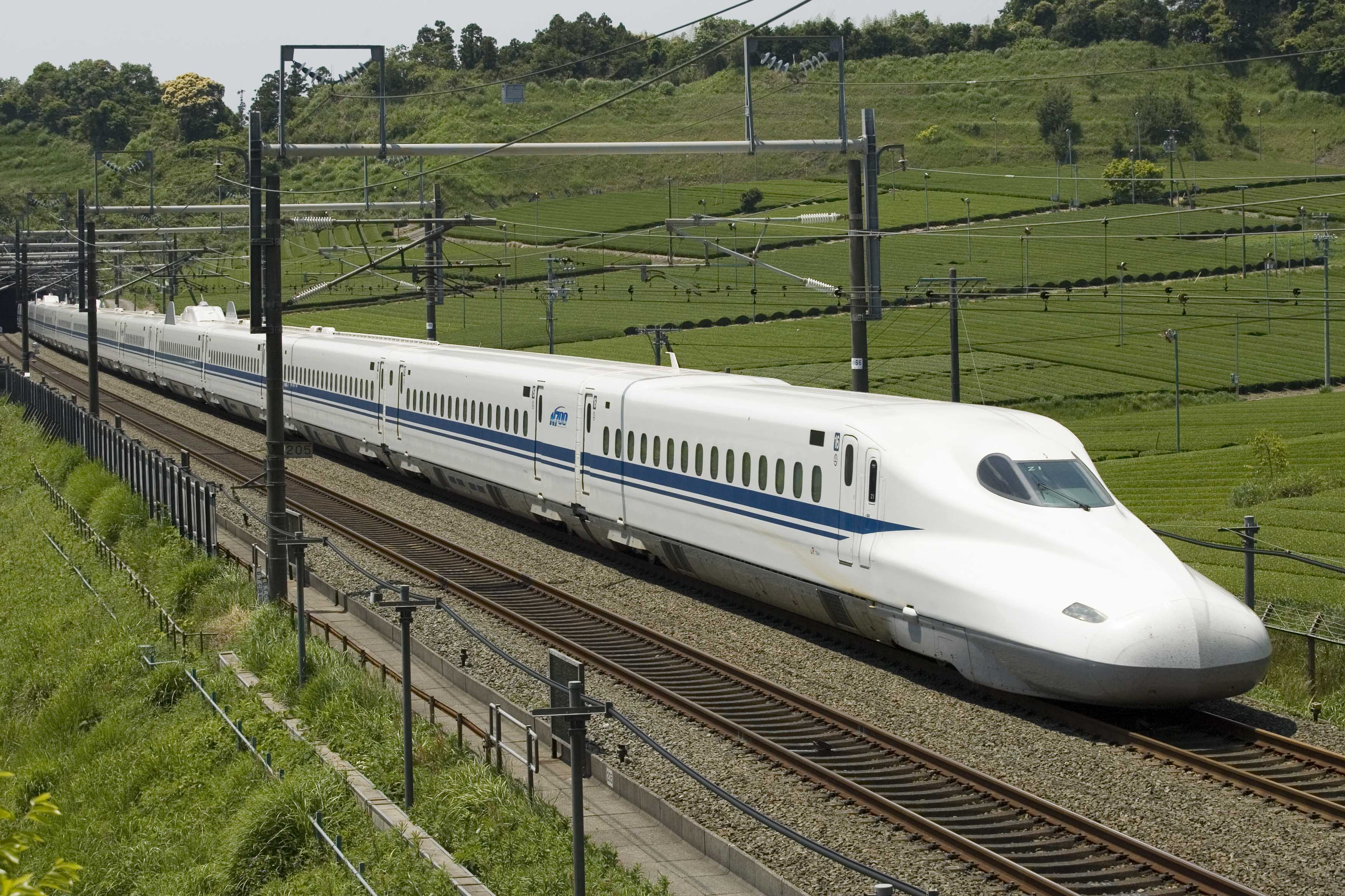 Bullet Train To Speed Into Texas