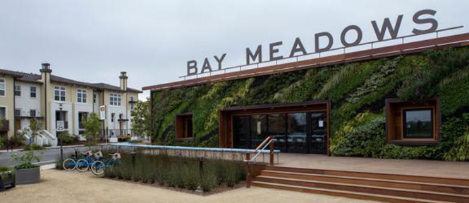 Bay Meadows Touted As Model Of Smart Growth At Bay Meadows