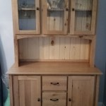 Custom Built China Hutch