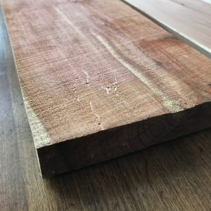 Rough Cut Cedar Board - Length