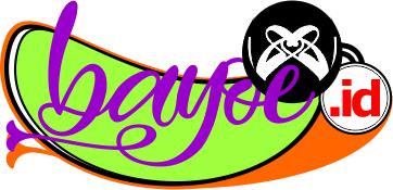 logo bayoe.id. Mengenalkan cerita pendek, kisah novel, pengalaman atau pengetahuan, dan memberikan jasa pembuatan website.