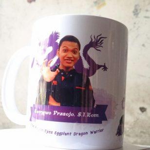 hasil cetak desain photo mug for hernowo