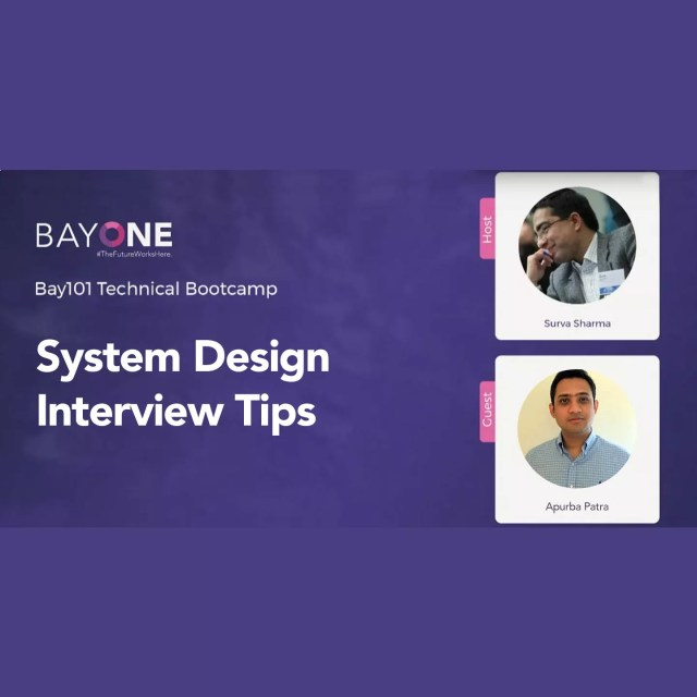 System Design Interview Tips