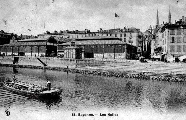 Histoire des Halles : Anciennes Halles