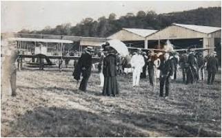 Inauguration aérodrome Bayonne