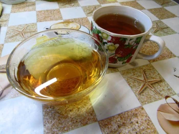 Лакомство из иван-чая