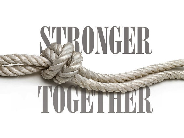 Image result for stronger together