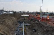Berm Construction (North Side) (01/2015)
