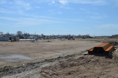 East Park Construction (04/2015)
