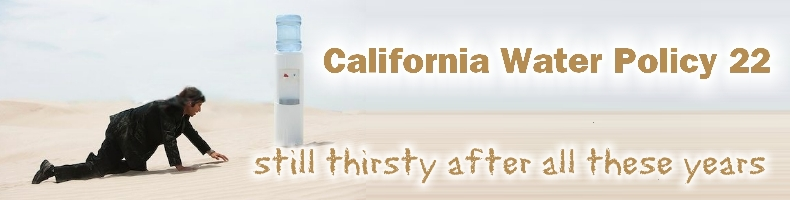 California Water Policy Conference