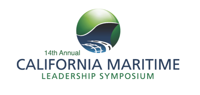 The California Maritime Leadership Symposium is Less Than a Month Away