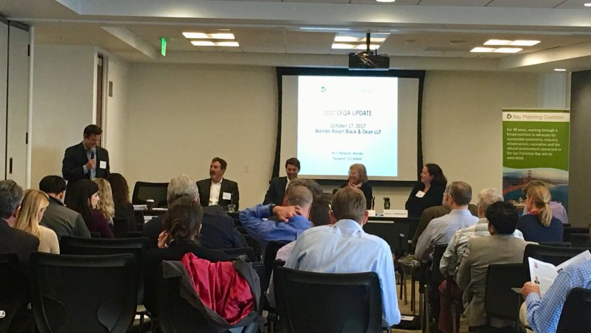 Experts Assess the Impacts of Climate Change on California Land Use Law at BPC's CEQA Update