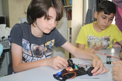 Robot - Bayrampasa-Bilim-Merkezi - 3