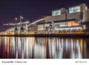 Hamburg, Kraftwerk, Strom