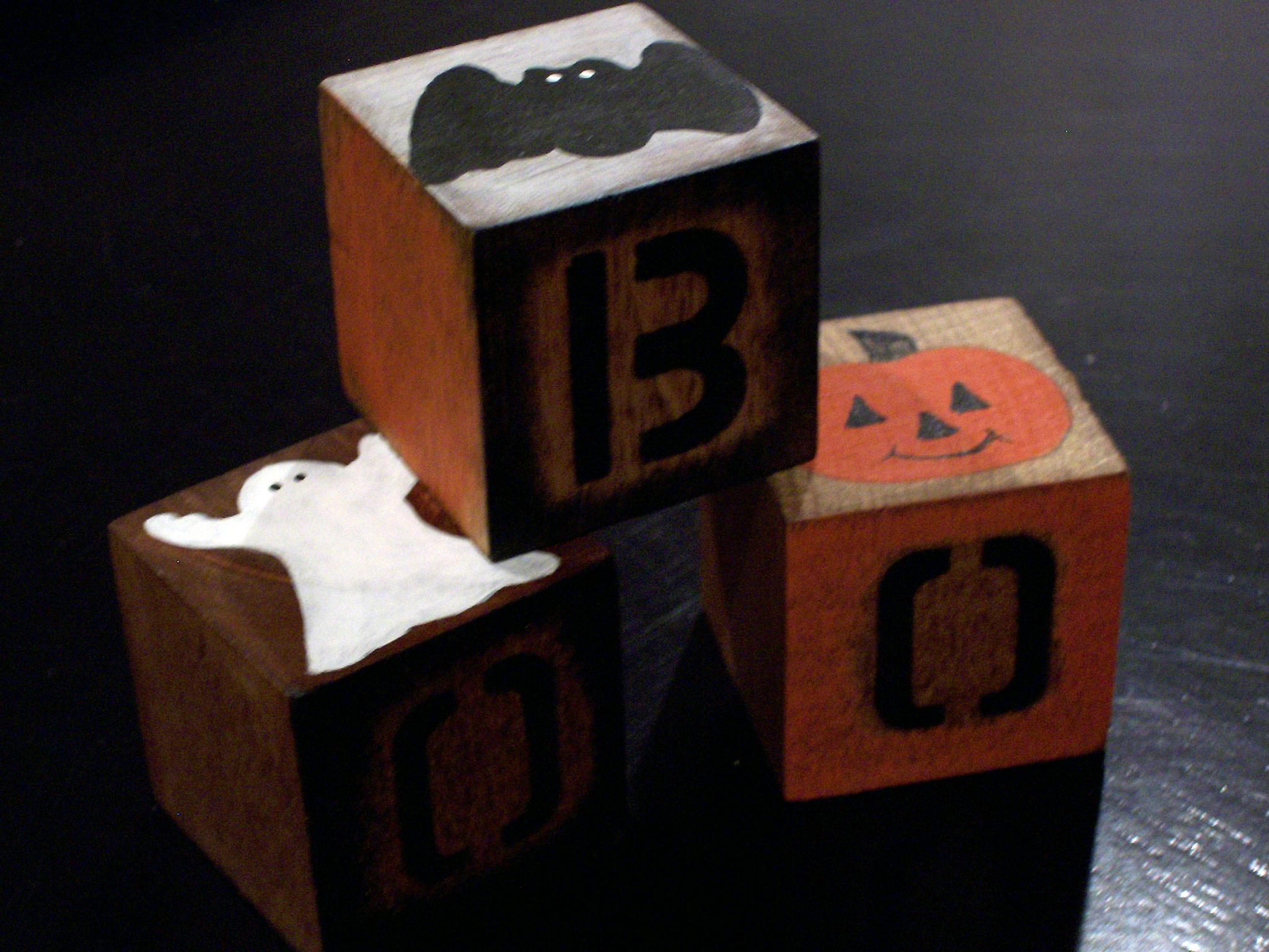 B-O-O Blocks