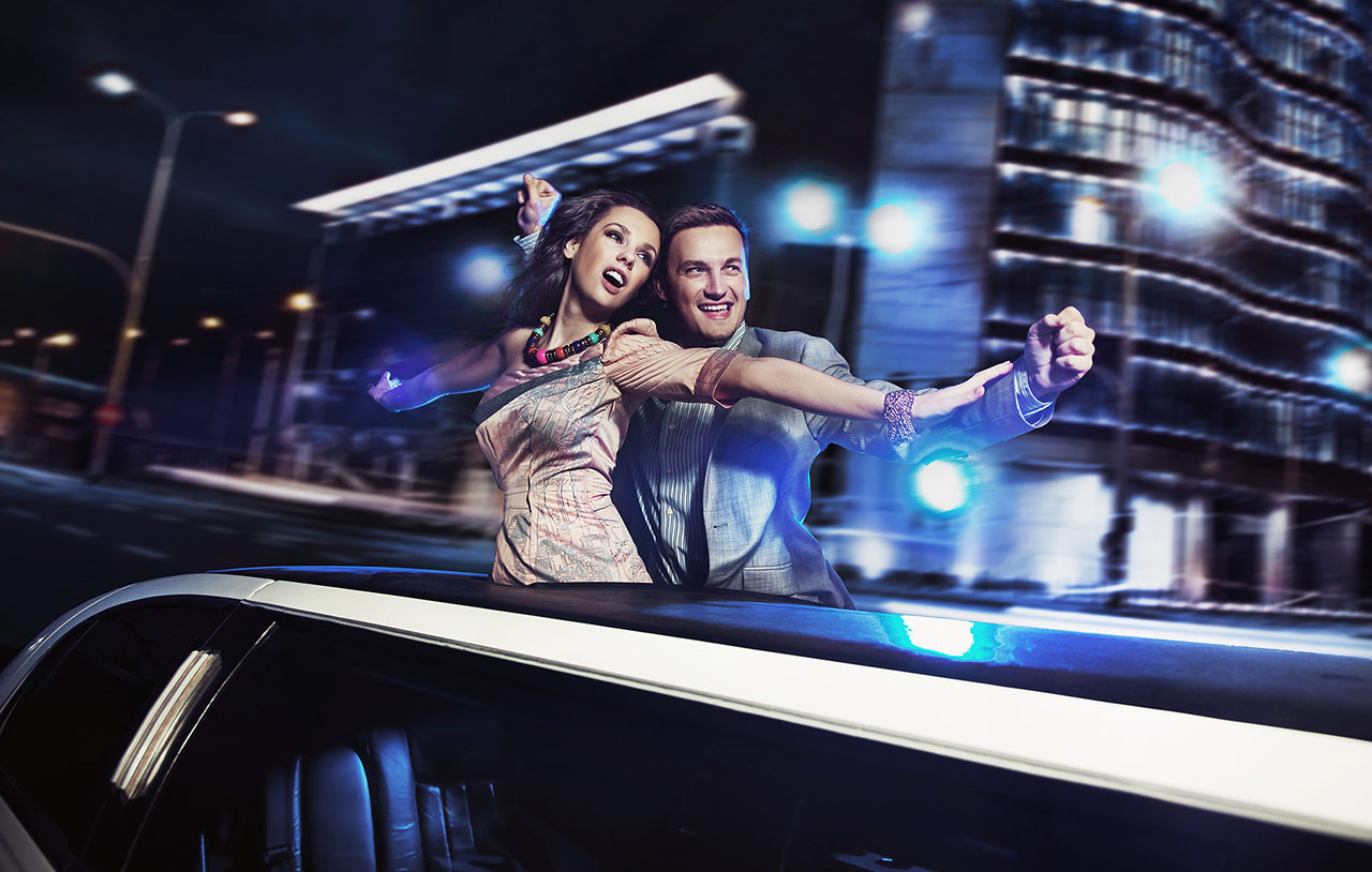 tampa limo service for night outs