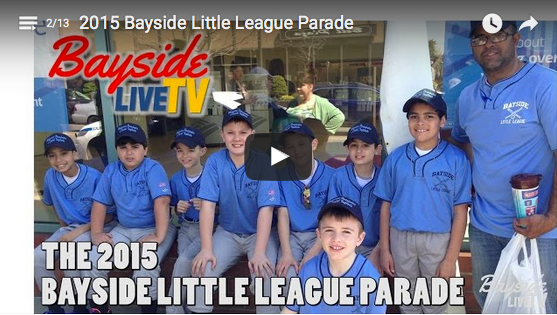 Bayside Little League Parade 2015