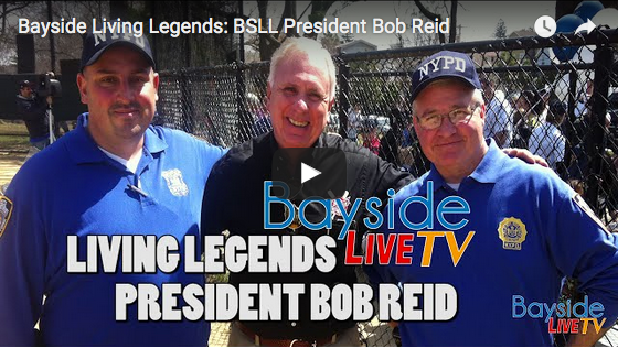 Bob Reid | The Living Legends of Bayside