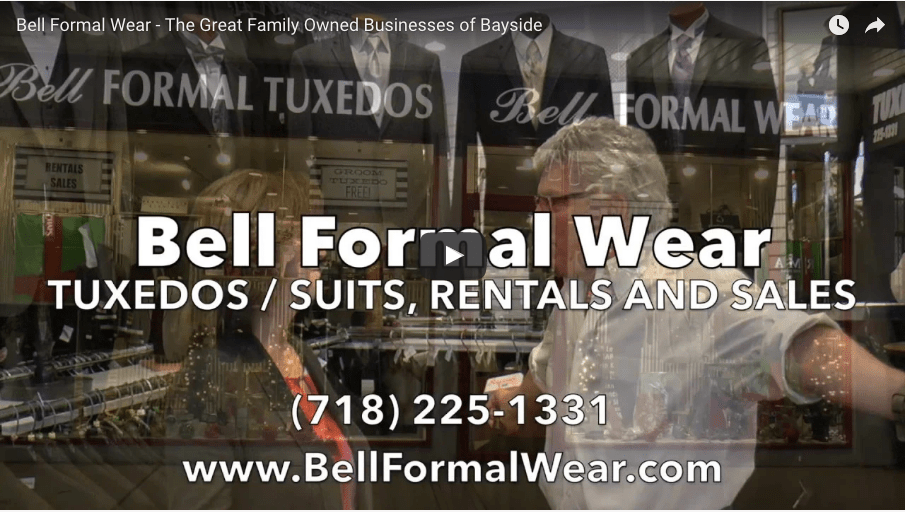 Bell Formal Wear – The Great Family Owned Businesses of Bayside