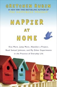 Cover image of Happier at Home