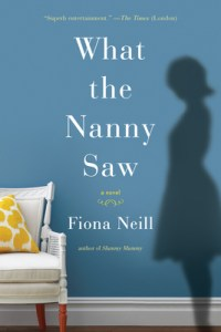 Cover image for What the Nanny Saw