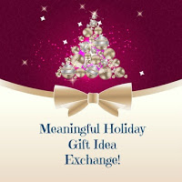 Meaningful Holiday Gift Ideas Exchange badge