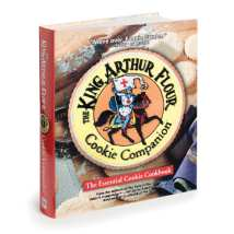 cover image of King Arthur Flour Cookie Companion