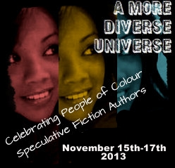 A More Diverse Universe badge