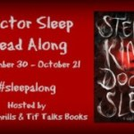 Doctor Sleep by Stephen King Read-Along Chapters 1-13 #sleepalong