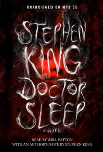 cover image of Doctor Sleep on MP3-CD