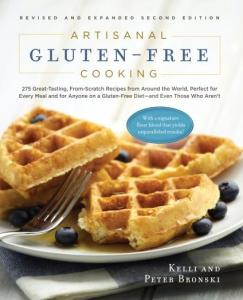 cover image of Artisanal Gluten-Free Cooking