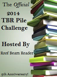 badge for 2014 TBR Pile Challenge