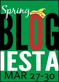 Spring Bloggiesta badge
