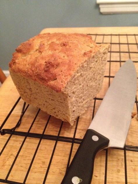 photo of half a loaf