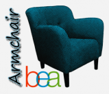 Armchair BEA badge