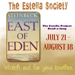 East of Eden Readalong Badge