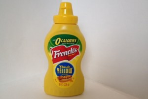 photo of squeeze bottle