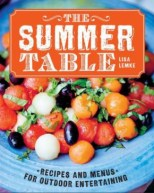 The Summer Table by Lisa Lemke Lisa