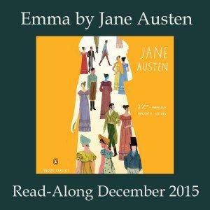 Emma Read-Along December 2015 badge