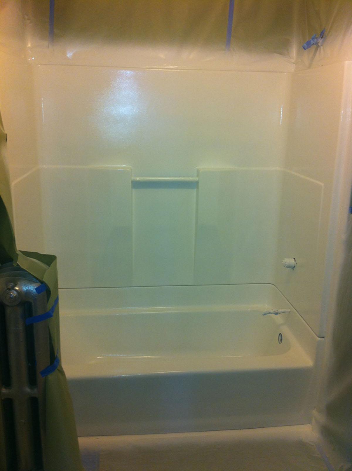 Shower Stalls Fiberglass Units Bay State Refinishing