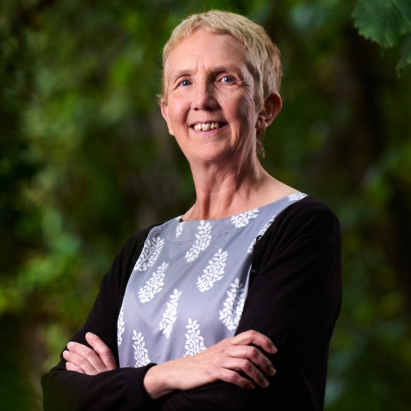 Photograph of Ann Cleeves - Author of Vera, Shetland and Two Rivers