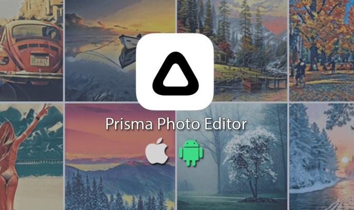 تطبيق prisma لتحويل الصور الى لوحات فنية | بيت التطبيقات